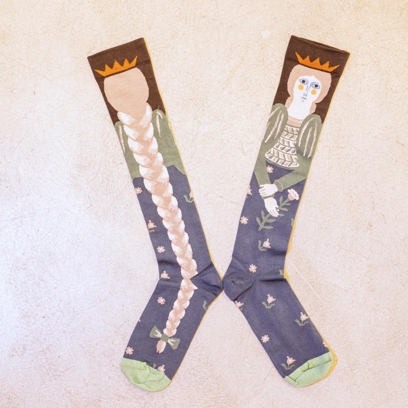 Calcetines largos