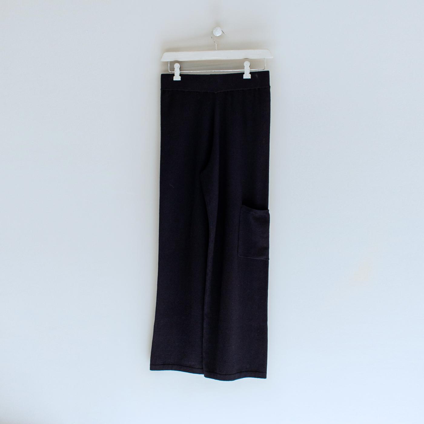 pantalón punto con bolsillo lateral - sita murt